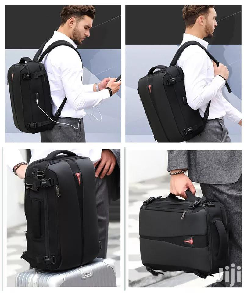 Anti-theft USB Bag