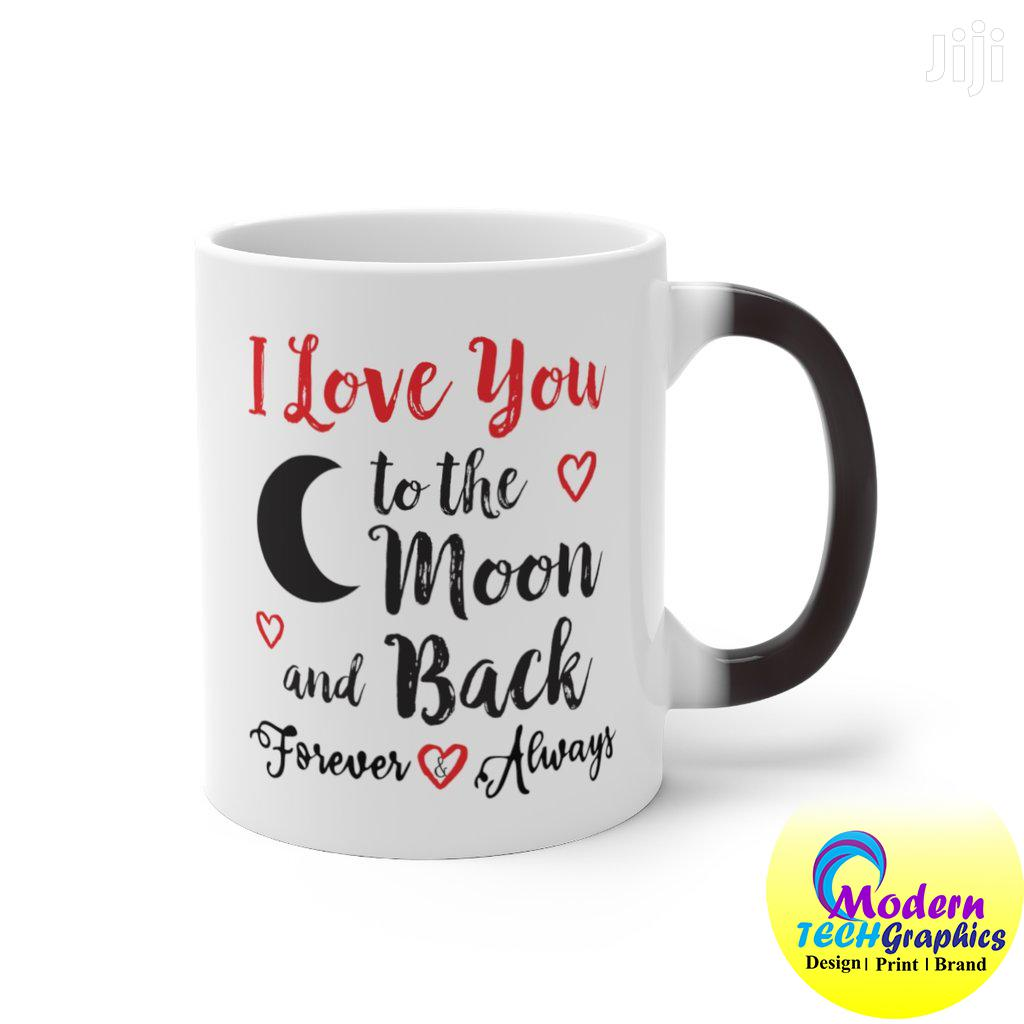 Customized Magic Mug In Nairobi Central Printing Services Modern Tech Graphics Jiji Co Ke