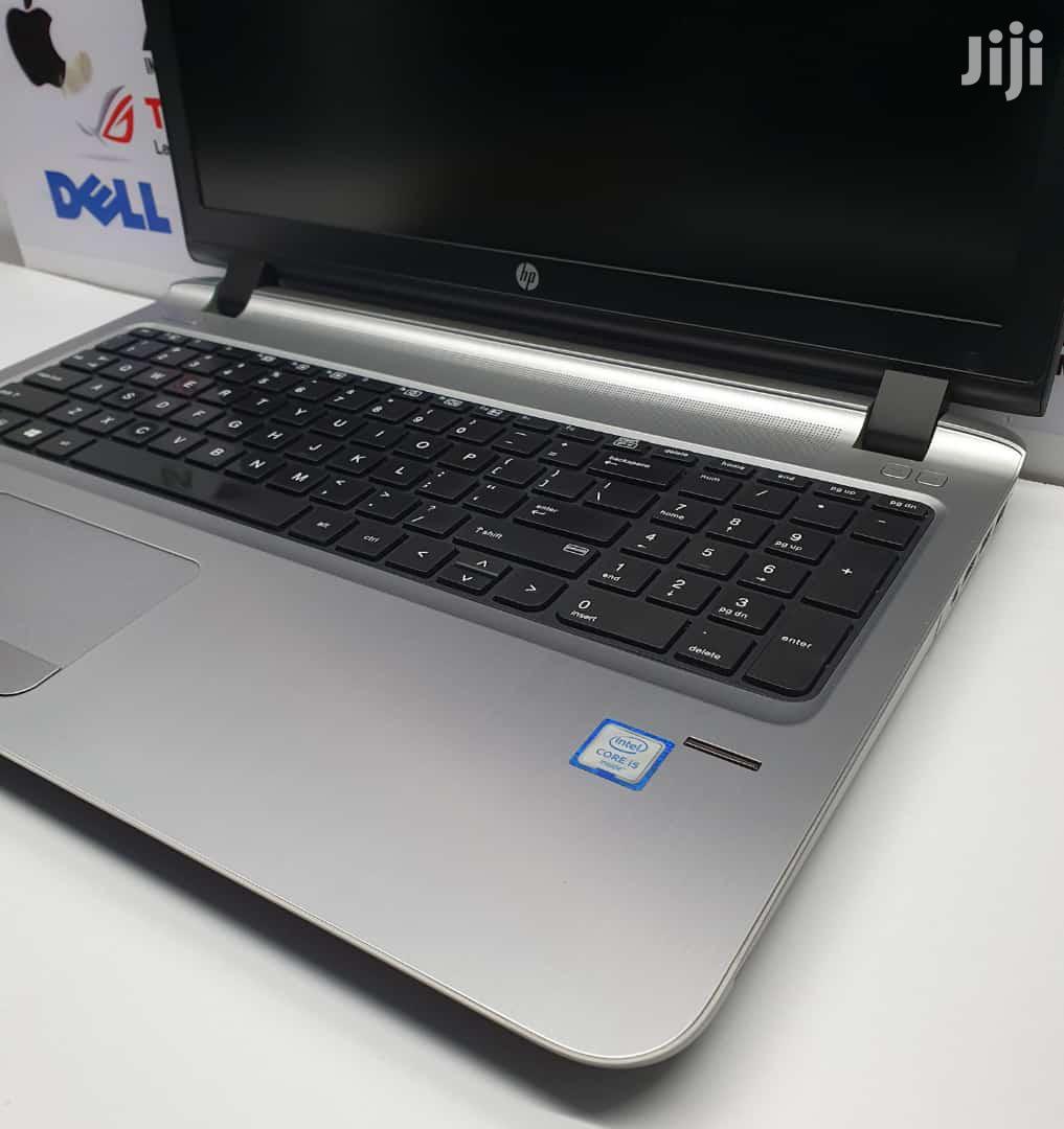 Laptop HP ProBook 450 G3 8GB Intel Core I5 HDD 500GB | Laptops & Computers for sale in Nairobi Central, Nairobi, Kenya