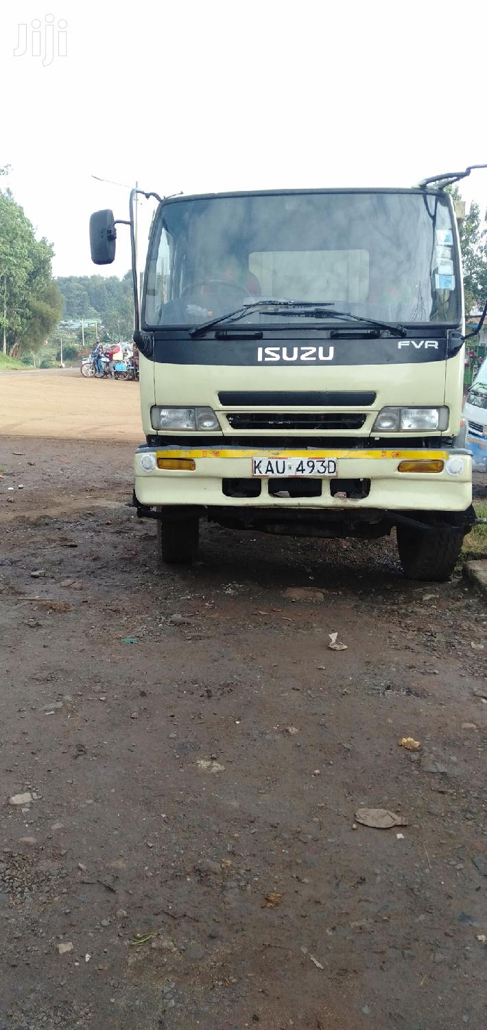 Used Isuzu Fvr Lorry 2006 For Sale