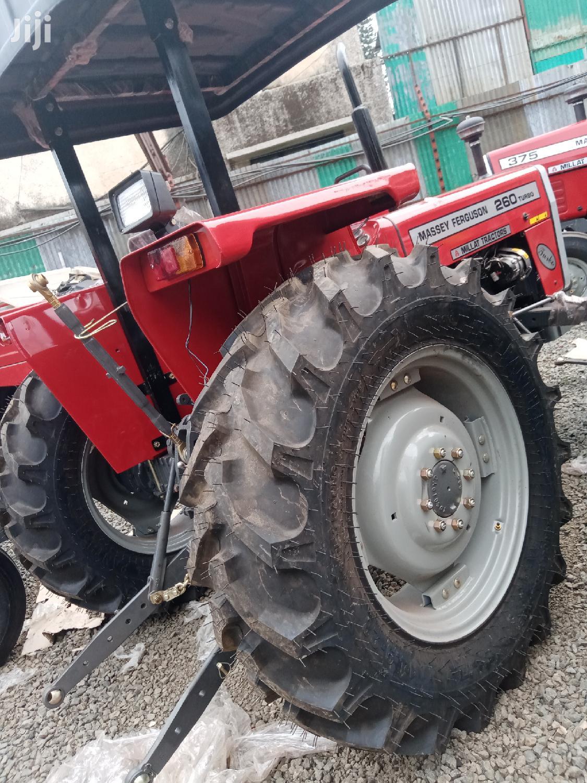 Mf 260 2wd 60hp Tractor Plus All Accessories. | Heavy Equipment for sale in Woodley/Kenyatta Golf Course, Nairobi, Kenya