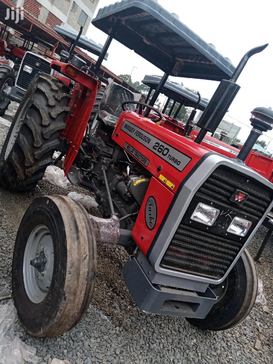 Mf 260 2wd 60hp Tractor Plus All Accessories.