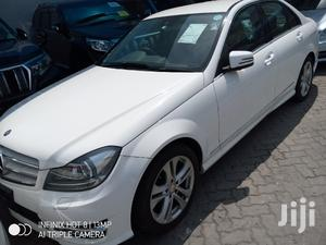 Mercedes-Benz C180 2013 White | Cars for sale in Mombasa, Mvita