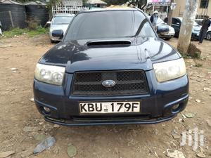 Subaru Forester 2007 Blue