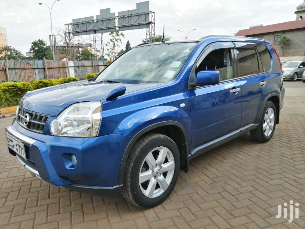 Nissan X-Trail 2012 Blue | Cars for sale in Ruai, Nairobi, Kenya