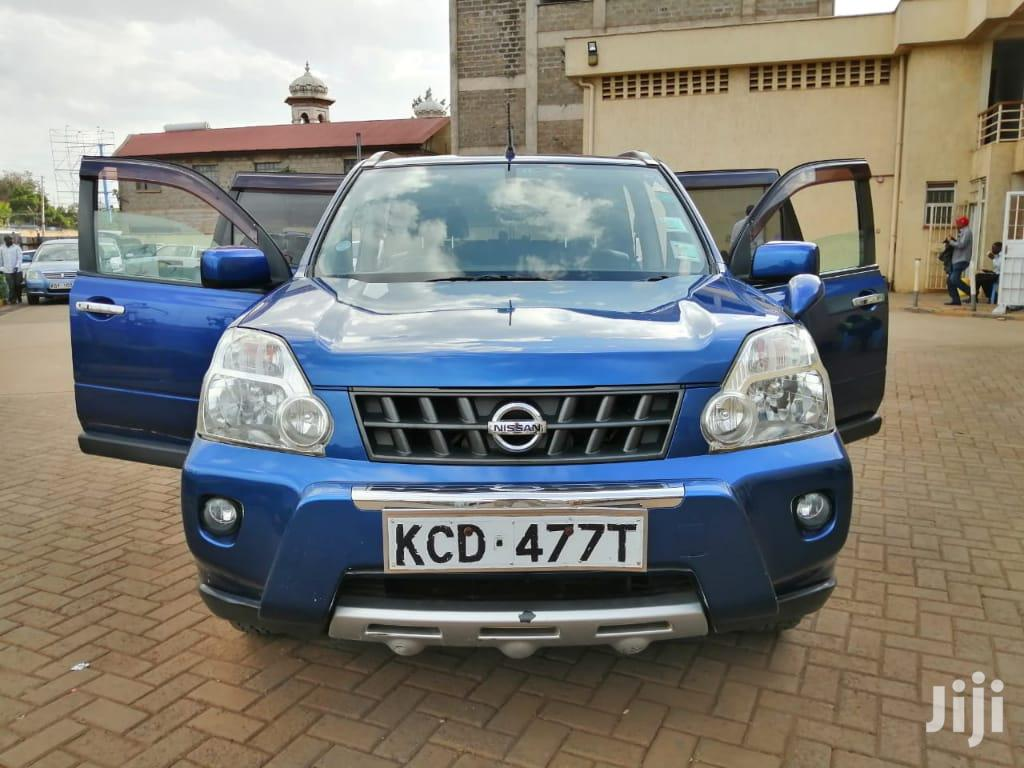Nissan X-Trail 2012 Blue