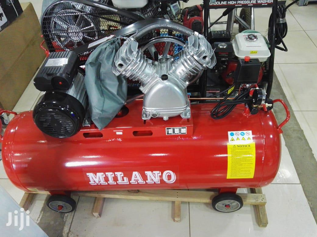 Compressor - Milano 150 L / Electric Compressor