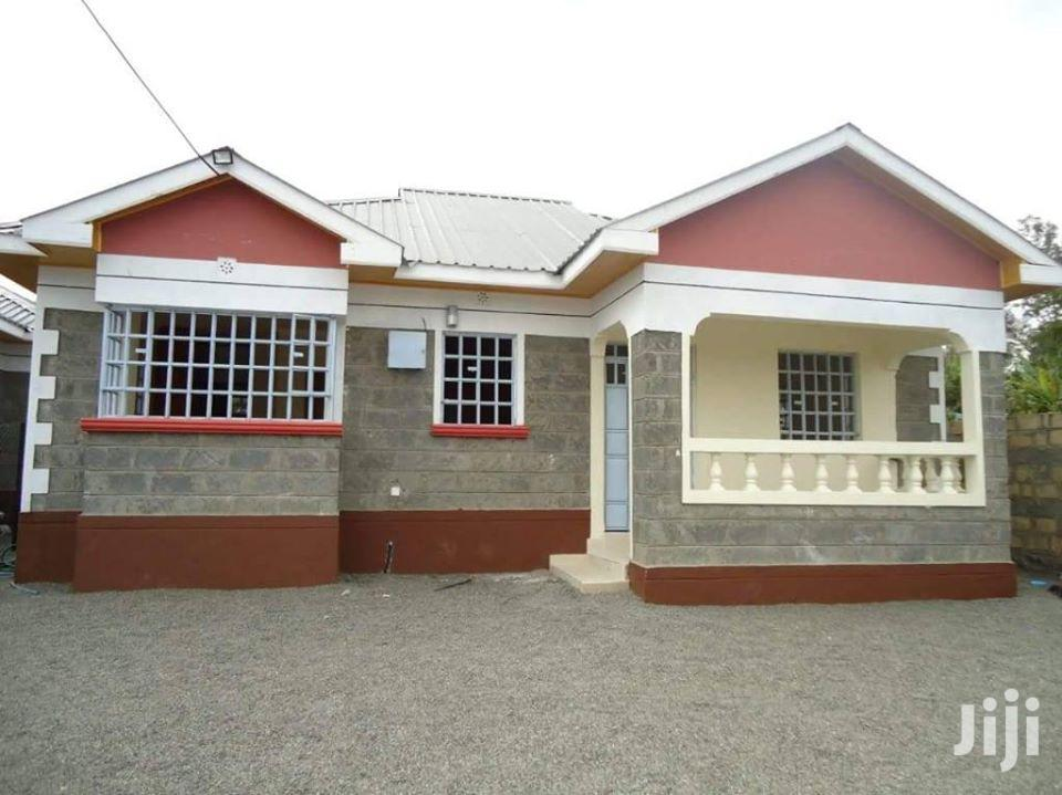 Beautiful Three Bdrms Bungalow With SQ To Let In Ongata Rongai, Rimpa