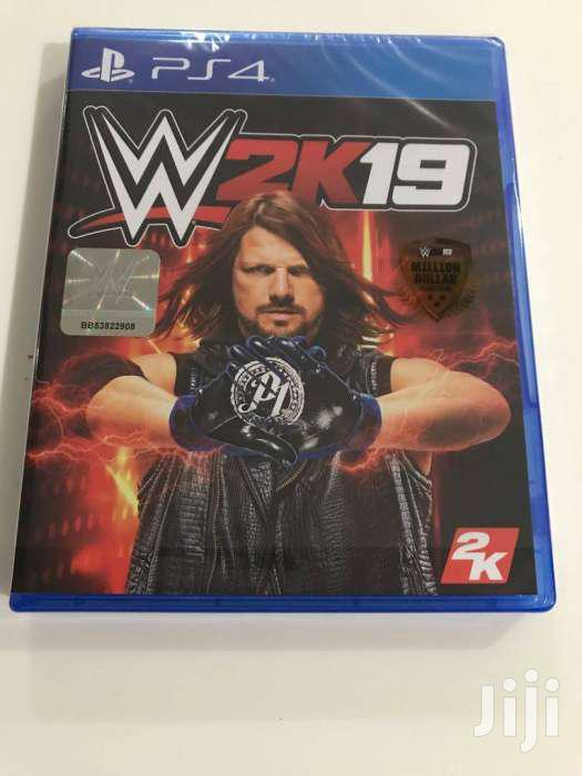 Archive: Wwe 2k19 New Sealed