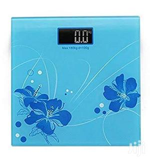 Glass Bathroom Weight Scale