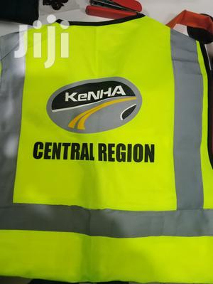 We Supply And Brand Executive Reflective Vests   Safetywear & Equipment for sale in Nairobi, Nairobi Central