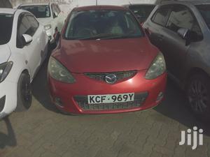 Mazda Demio 2010 Red | Cars for sale in Mombasa, Tudor