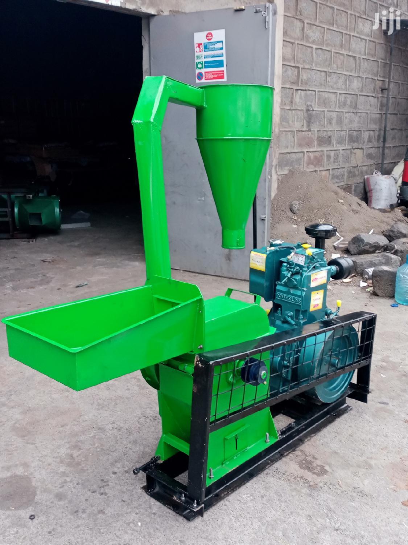 Posho Mill Diesel 10hp Power Line Machine   Farm Machinery & Equipment for sale in Rhoda, Nakuru, Kenya