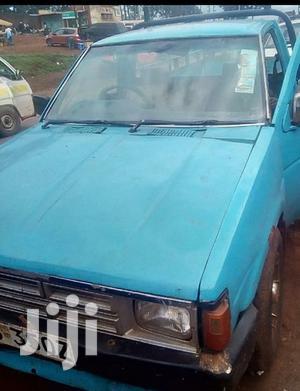 Nissan Hardbody 1999 Blue