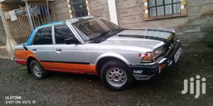 Honda Accord 1985 Silver