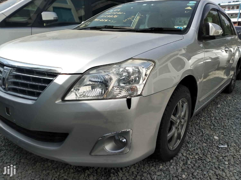 Toyota Premio 2013 Silver   Cars for sale in Tudor, Mombasa, Kenya
