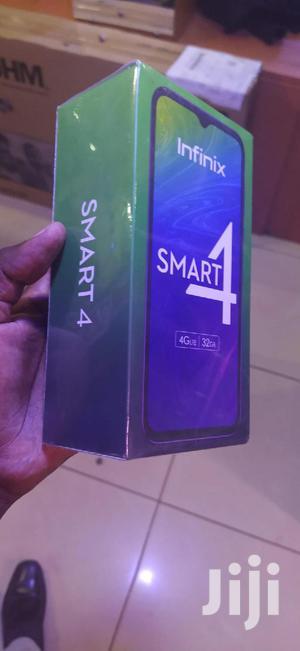 New Infinix Smart 4 16 GB Black