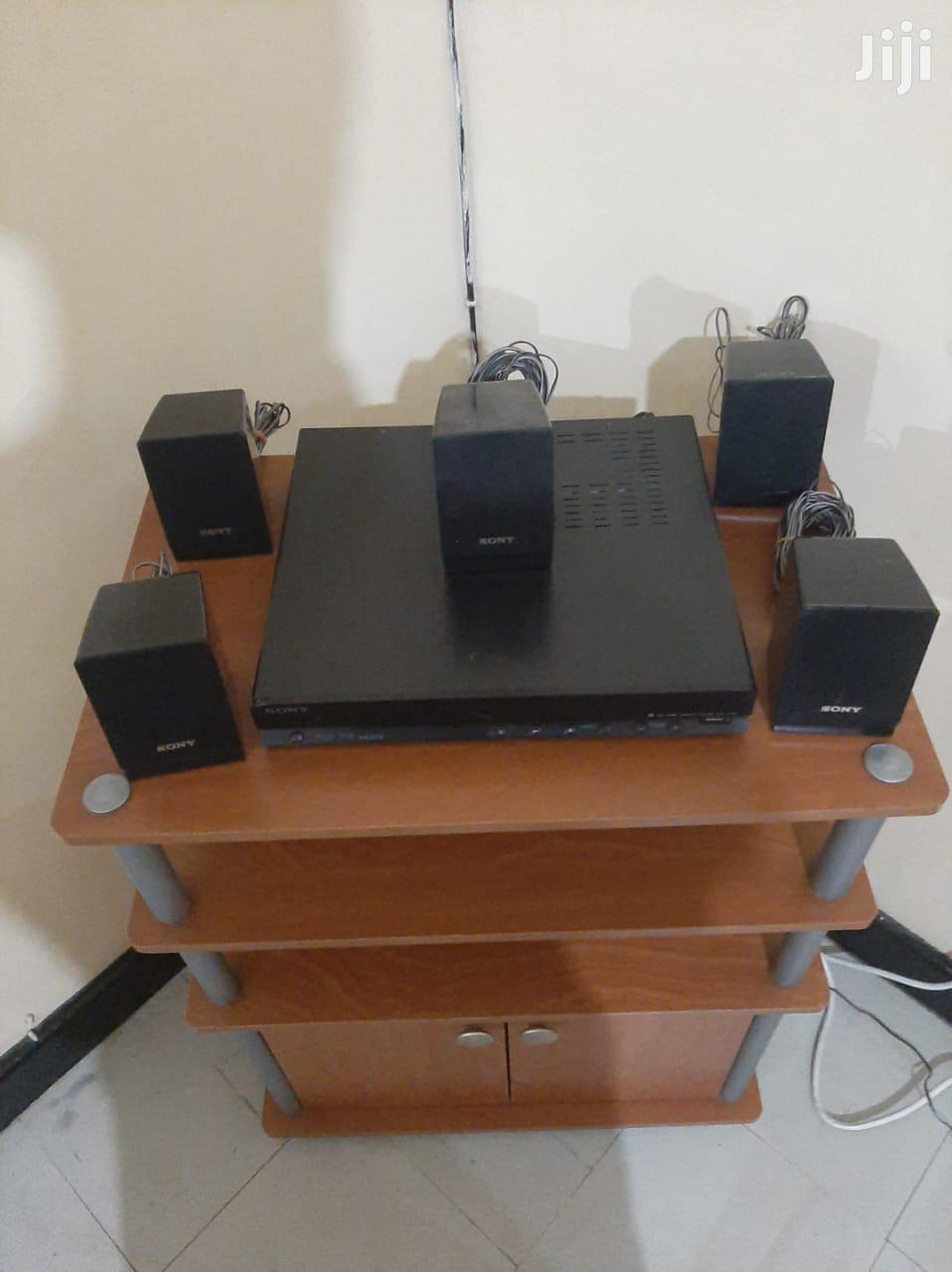 Archive: SONY Home Theater + TV Stand