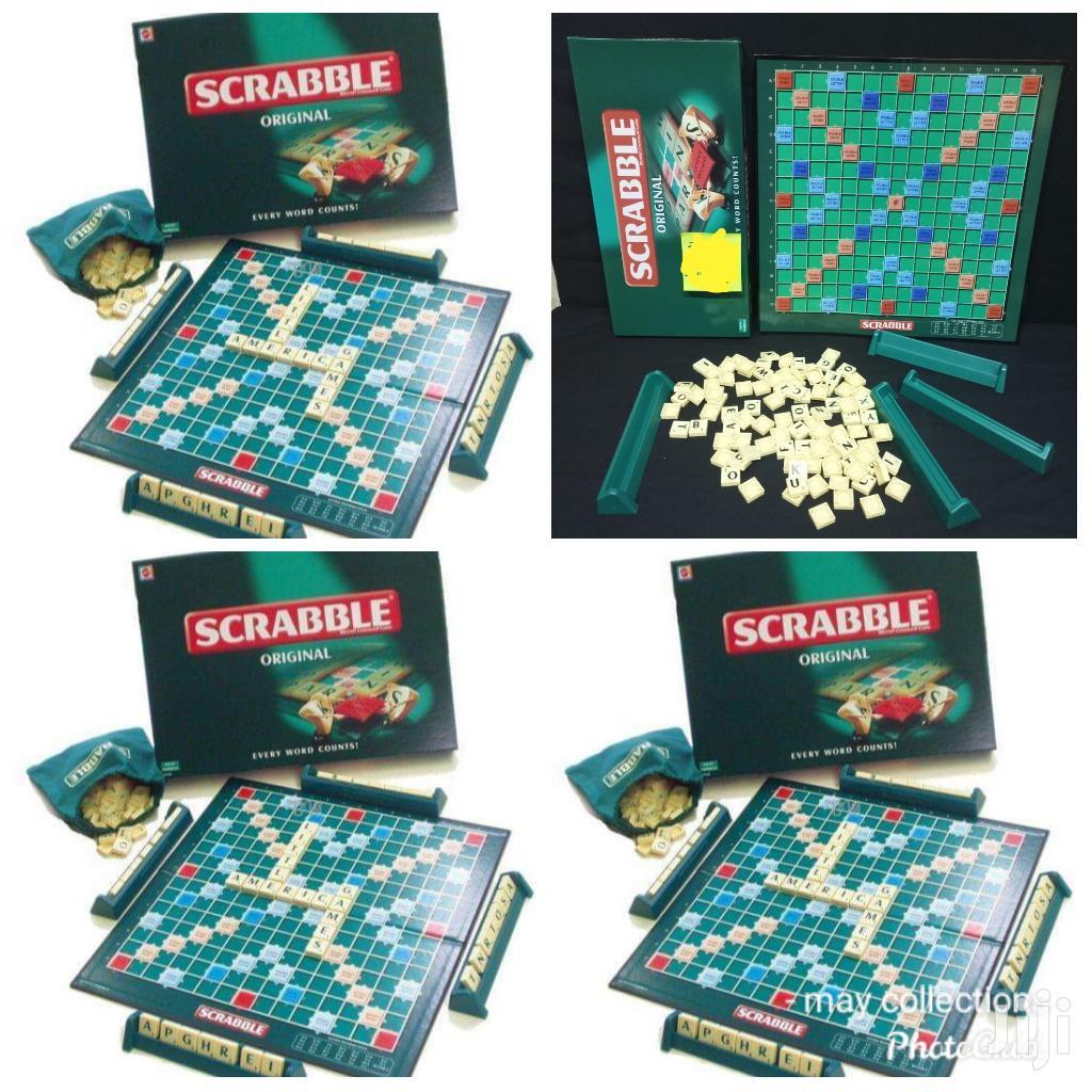 Large Scrabble