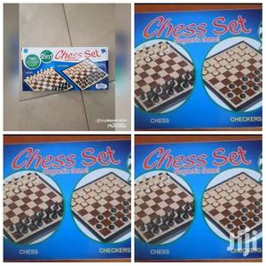 2-1 Chess And Checkers Magnetic Set | Books & Games for sale in Nairobi, Nairobi Central