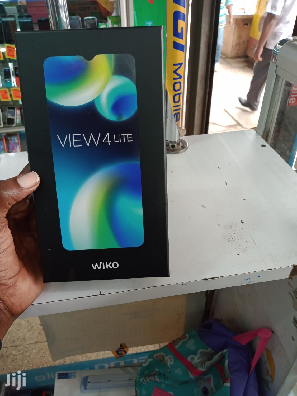 New Wiko View Prime 64 GB Blue