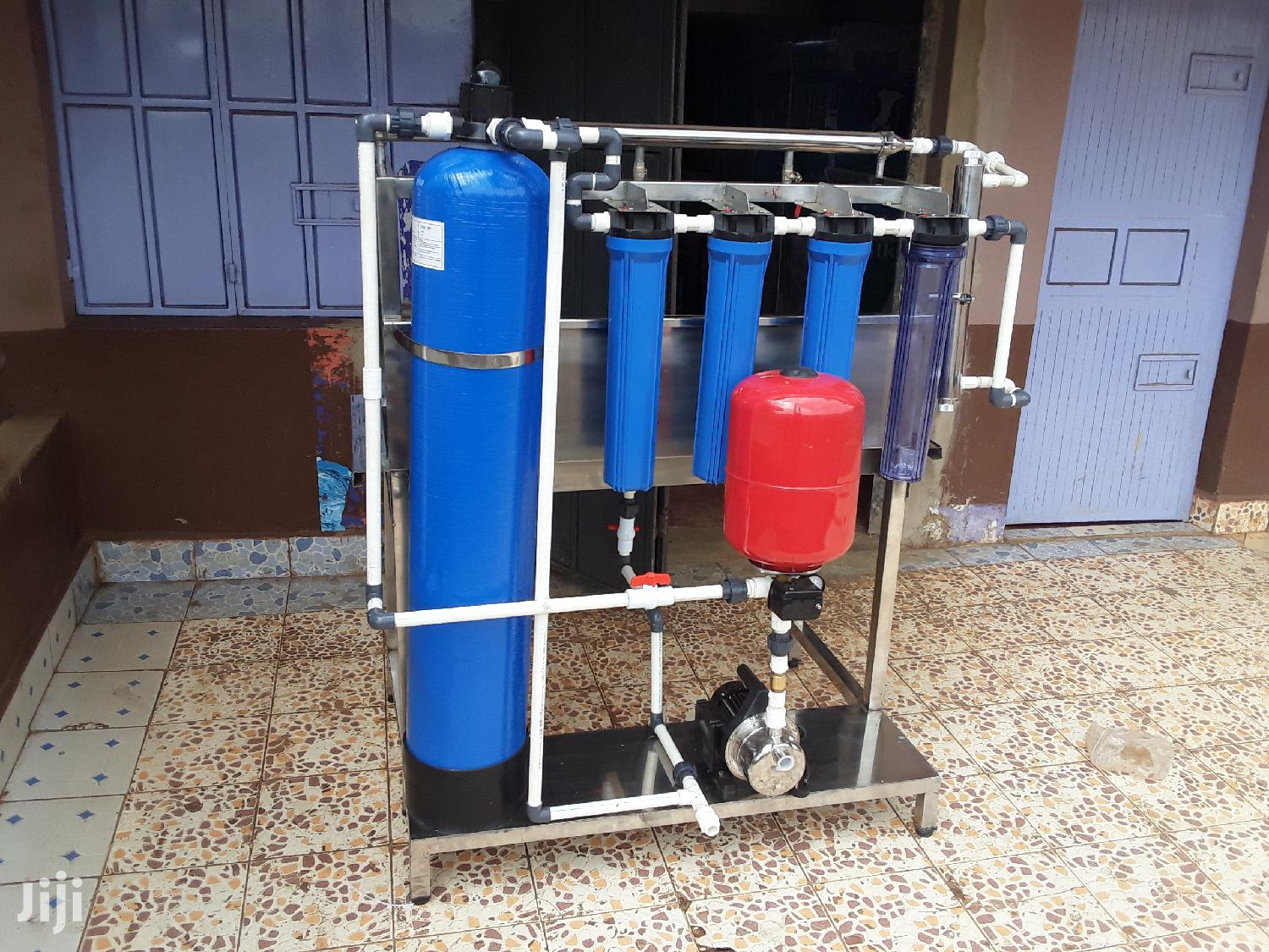 Water Purification Machine-pure Water Machine System | Manufacturing Equipment for sale in Umoja I, Nairobi, Kenya