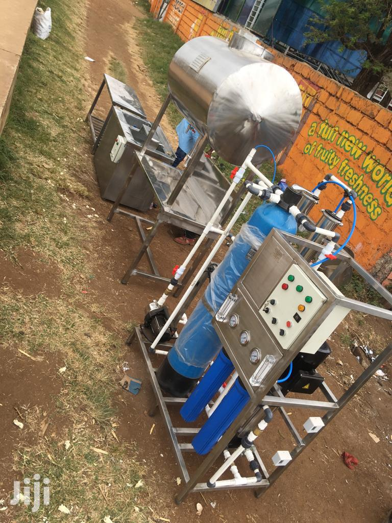 Water Purification Machine-pure Water Machine System