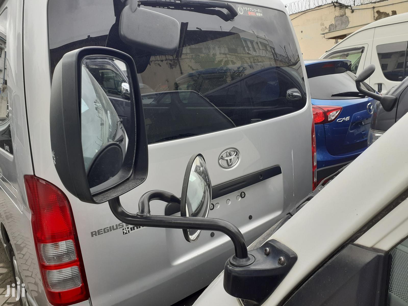 Toyota Hiace 2014 Silver   Buses & Microbuses for sale in Mvita, Mombasa, Kenya