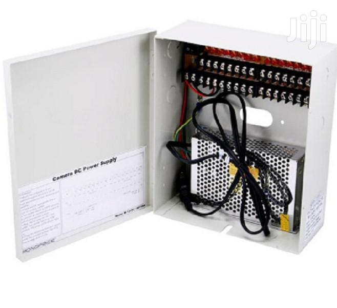 30 Amperes 24 Volts Power Supply Closed