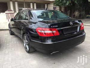 New Mercedes-Benz E250 2013 Black   Cars for sale in Mombasa, Mvita