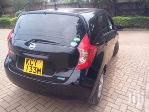 New Nissan Note 2013 Black