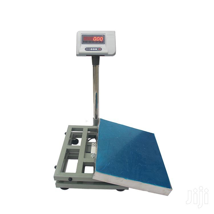 300kg A12 Digital Platform Weighing Scale