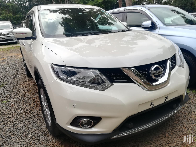 New Nissan X-Trail 2014 White