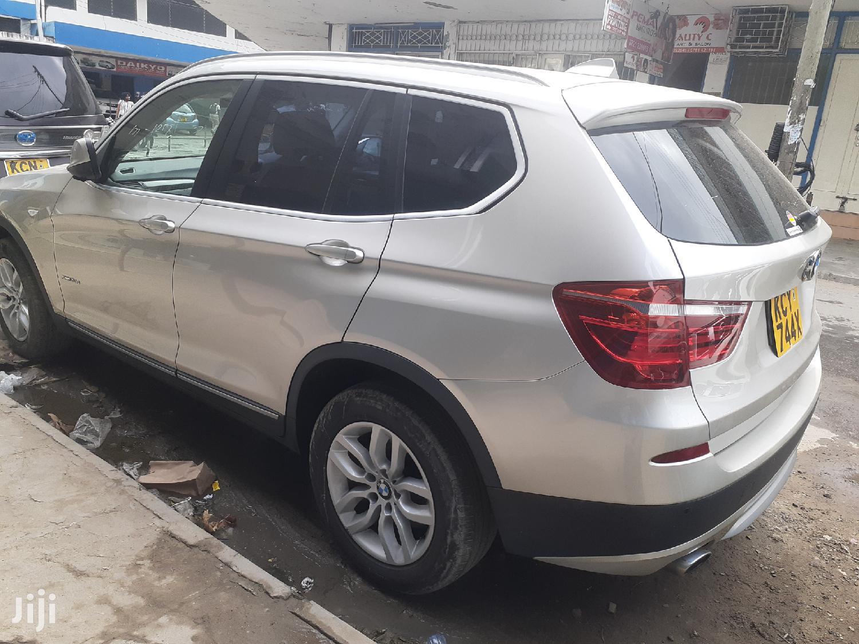 New BMW X3 2013 Gold   Cars for sale in Mvita, Mombasa, Kenya