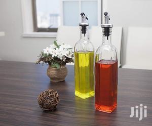 *Twin Oil Vinegar Bottle Dispenser