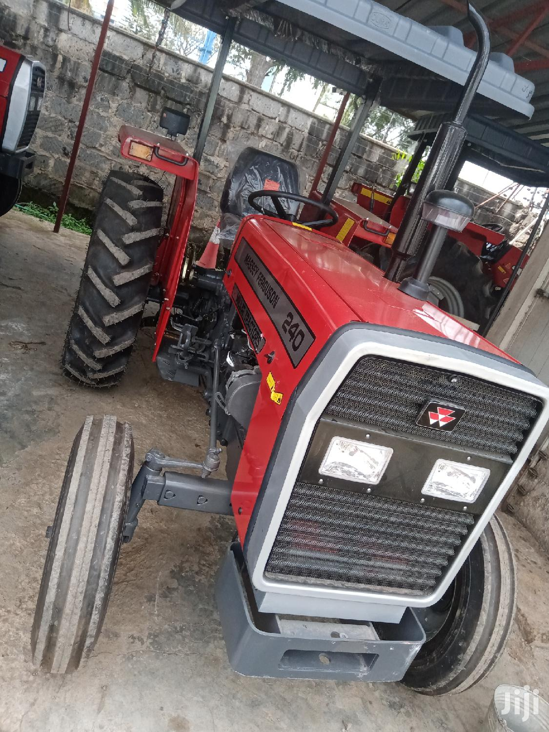 Massey Ferguson 240 50hp With All Accessories.