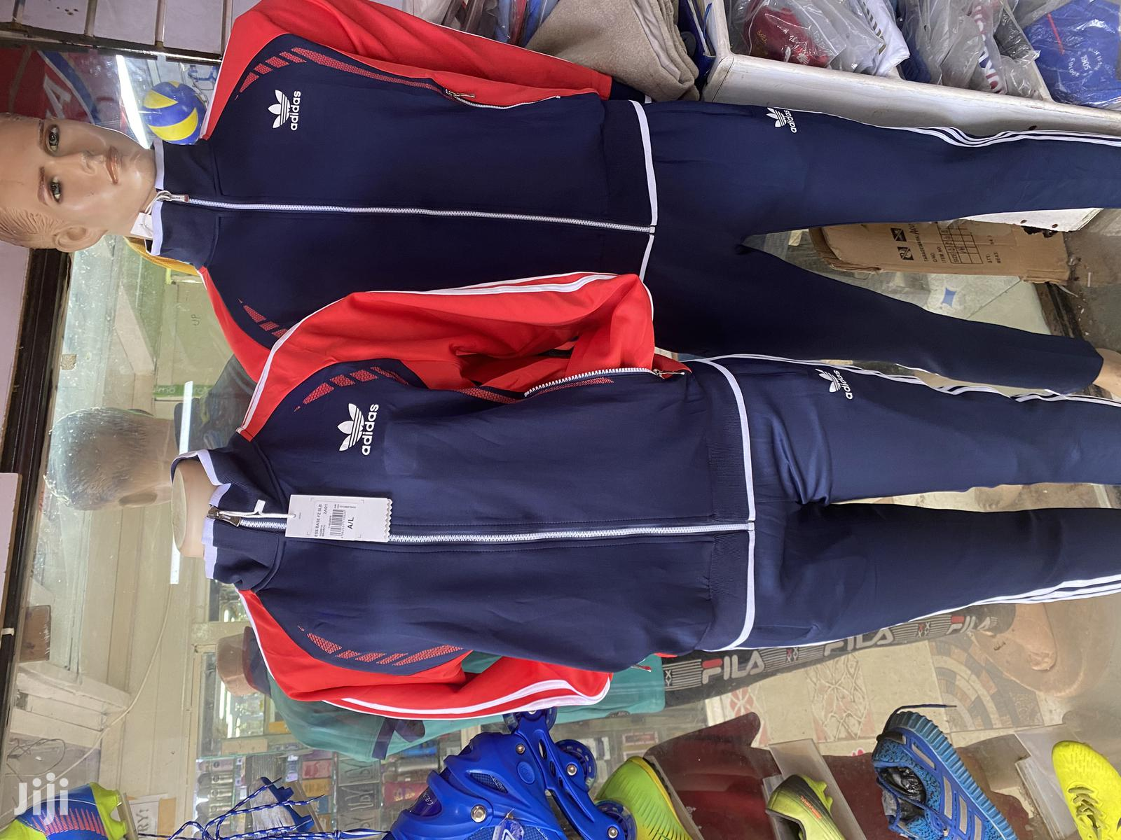 His and Hers Adidas Tracksuits