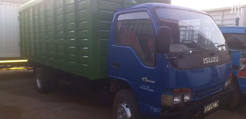 Archive: Isuzu 4.3 Lorry