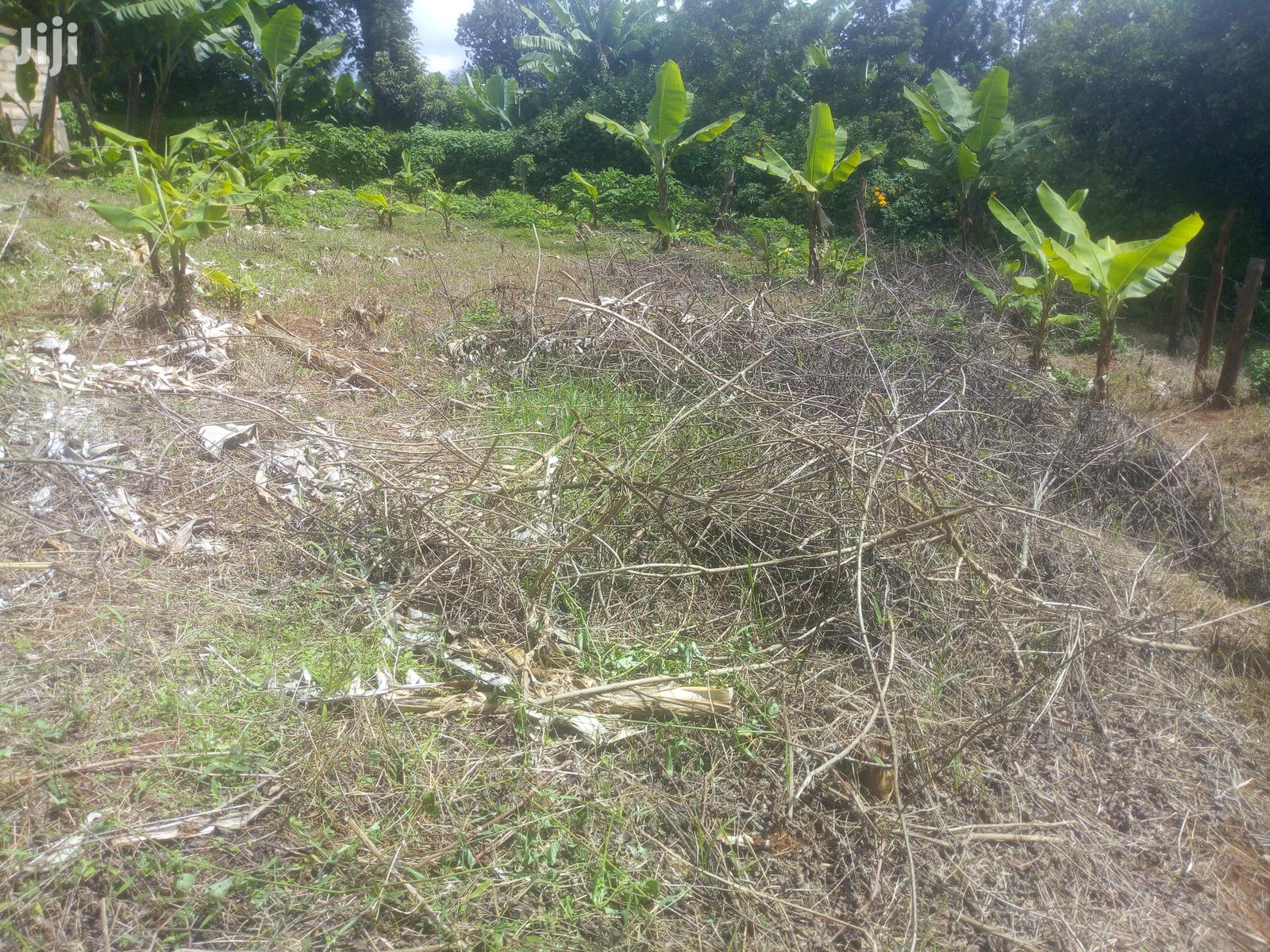 1/8 Acre Plot for Sale – Kaaga