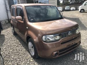 Nissan Cube 2011 Gold