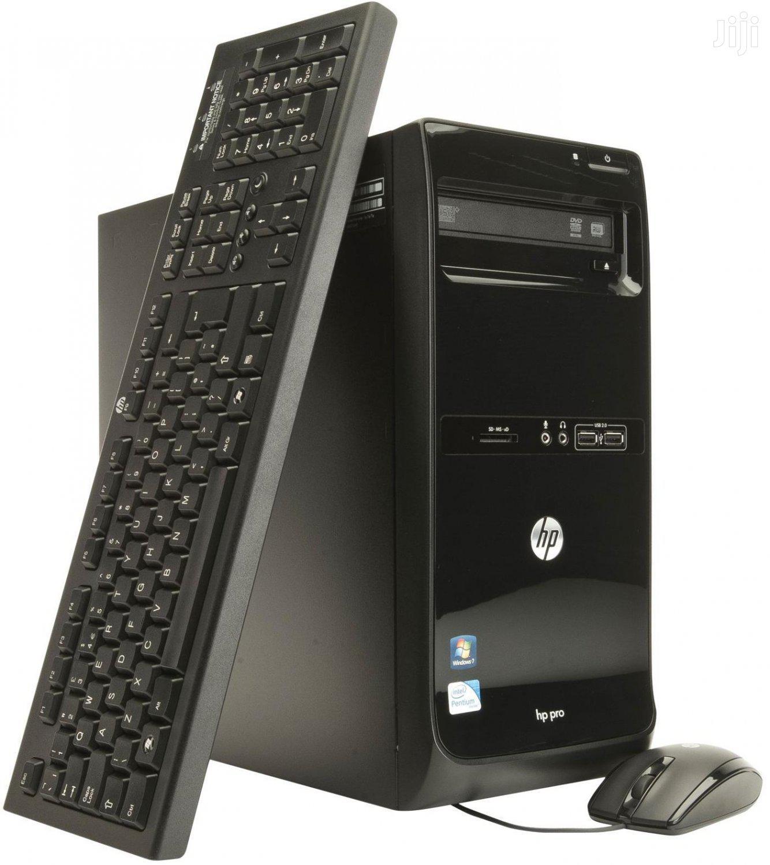 Desktop Computer HP 4GB Intel Core I3 HDD 500GB | Laptops & Computers for sale in Nairobi Central, Nairobi, Kenya
