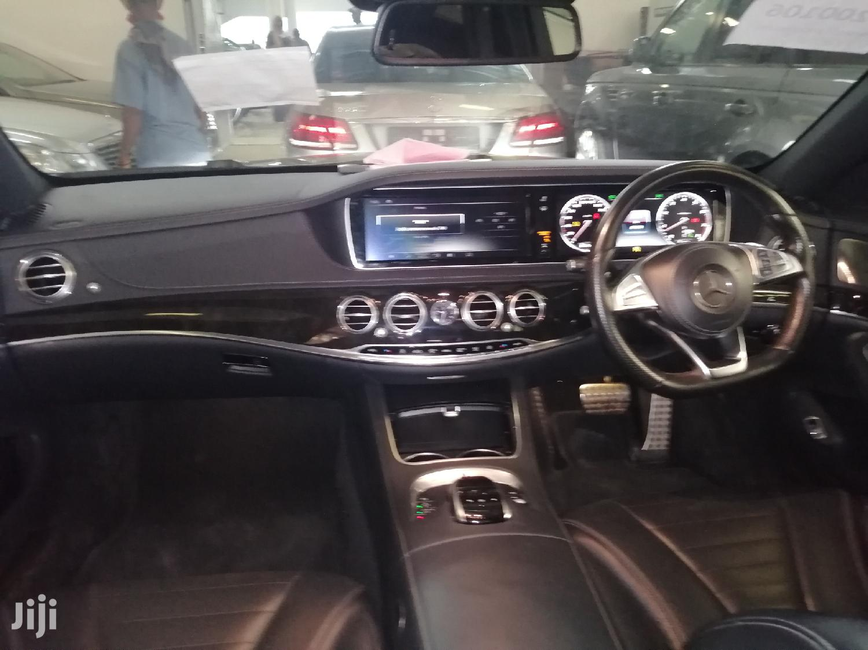 New Mercedes-Benz S Class 2014 Gray   Cars for sale in Mvita, Mombasa, Kenya