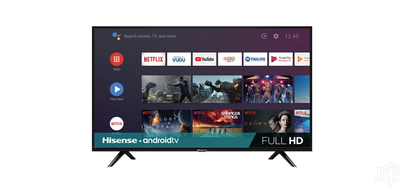 Hisense 40 Inch Smart Android LED Tv With Free to Air