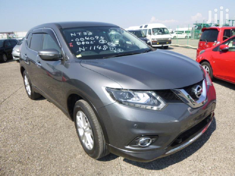 New Nissan X-Trail 2014 Gray