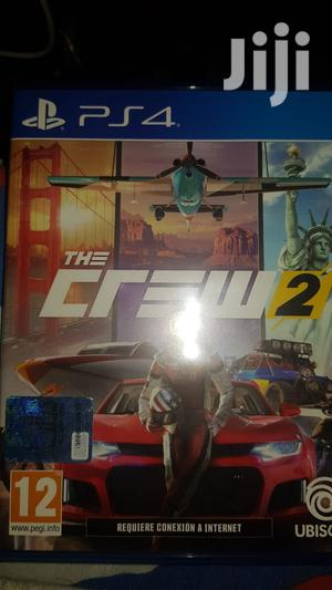 The Crew 2 For Ps4