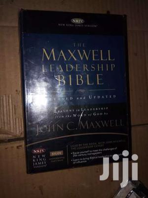 NKJV, The Maxwell Leadership Bible, | Books & Games for sale in Nairobi, Nairobi Central