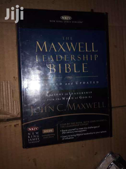 NKJV, The Maxwell Leadership Bible,