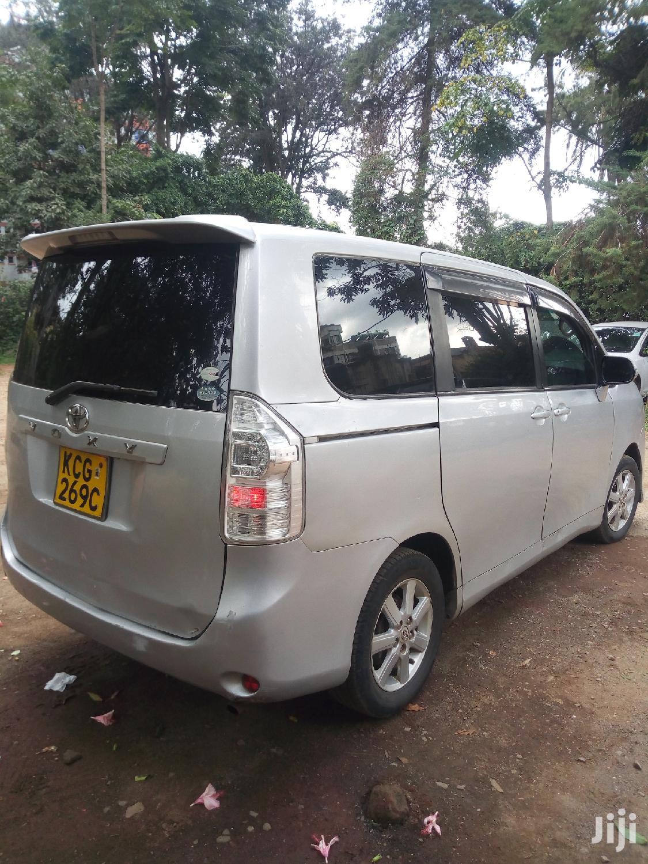Toyota Voxy 2008 Silver | Cars for sale in Ngara, Nairobi, Kenya