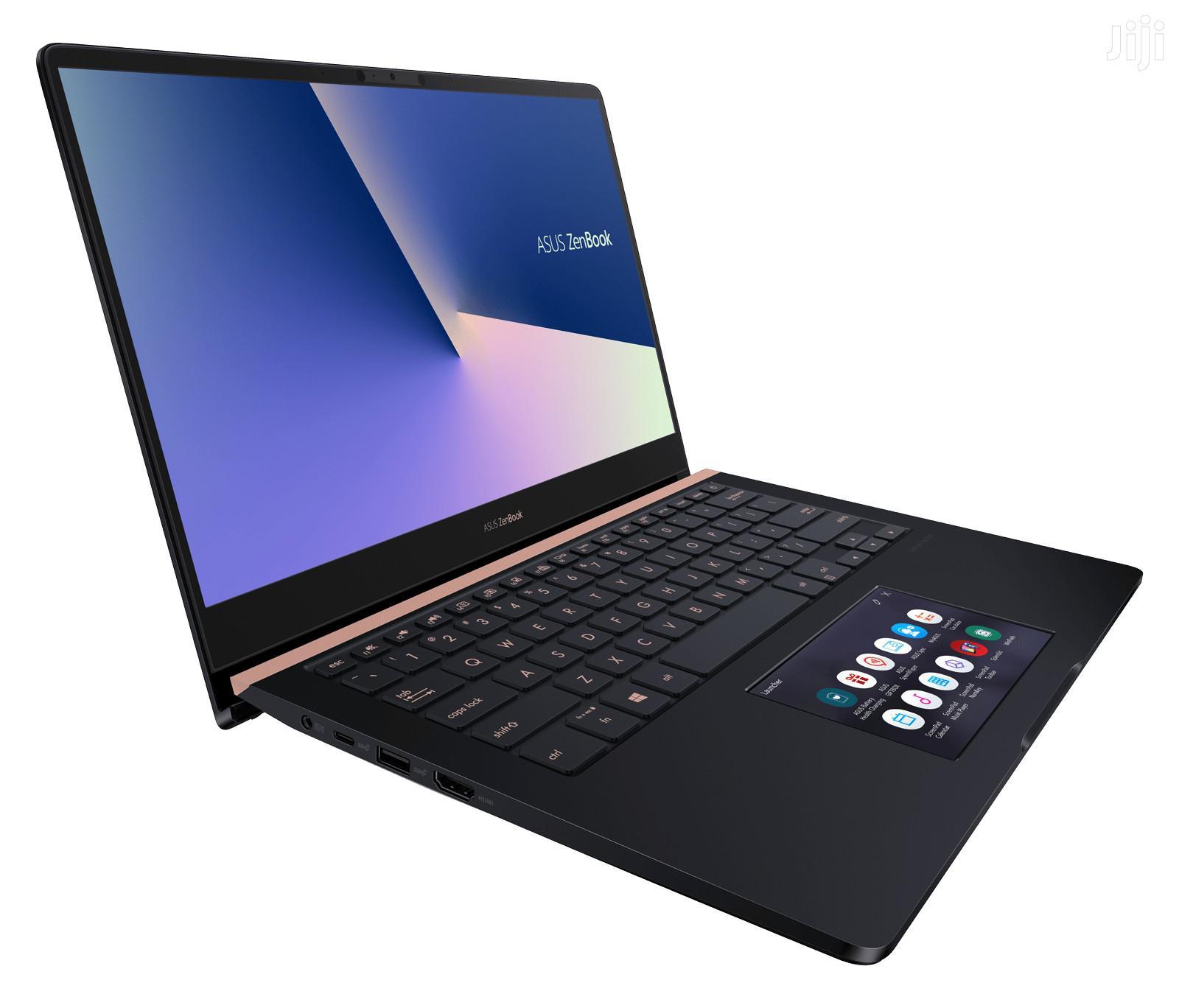 New Laptop Asus ZenBook UX510UW 8GB Intel Core I5 HDD 1T