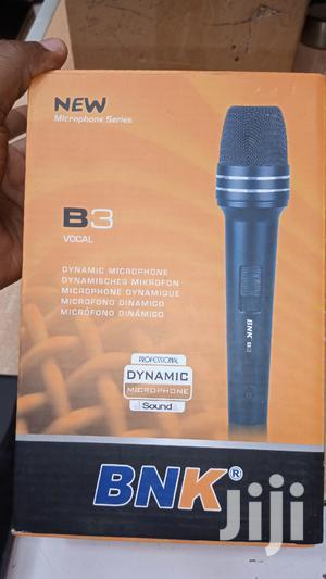 BNK B3 Wire Microphone